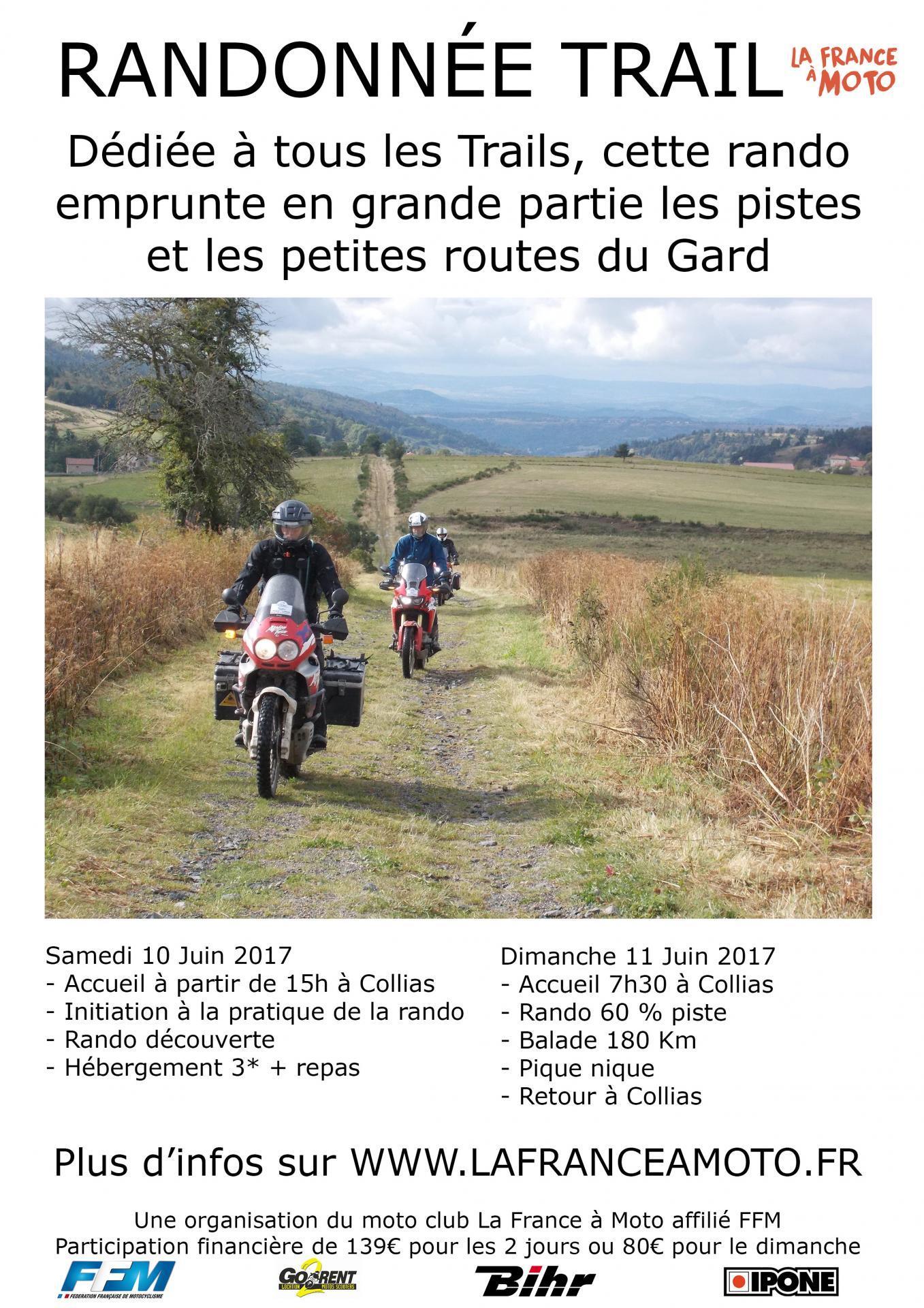 Rando trail 2018